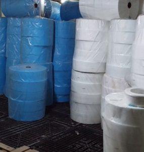 vải sản xuất khẩu trang