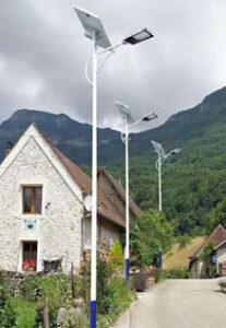 đèn đường năng lượng mặt trời chuyên dụng