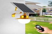 đèn nhà năng lượng mặt trời